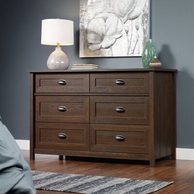 Rossford 6 Drawer Dresser