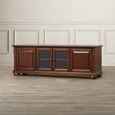 Ricciardo 60 TV Stand Color: Classic Cherry