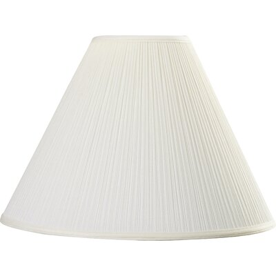 21 Spider Linen Empire Lamp Shade Color: Natural