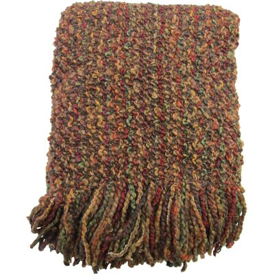 Godbold Decorative Woven Throw Color: Prairie