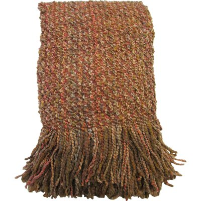 Godbold Decorative Woven Throw Color: Sierra