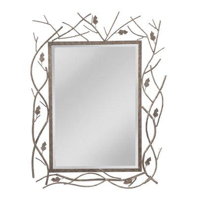 Forrester Metal Frame Beveled Mirror