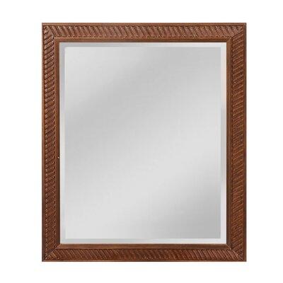 Engelbrecht Wall Mirror Size: 29 H x 25 W x 1 D