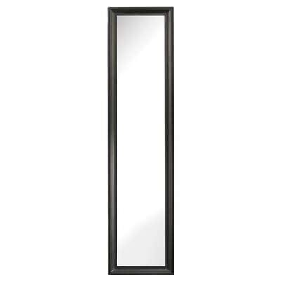 Black Dressing Mirror