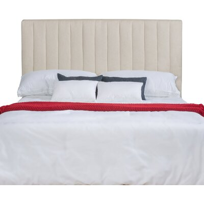 Perrone Upholstered Headboard Size: Full/Queen