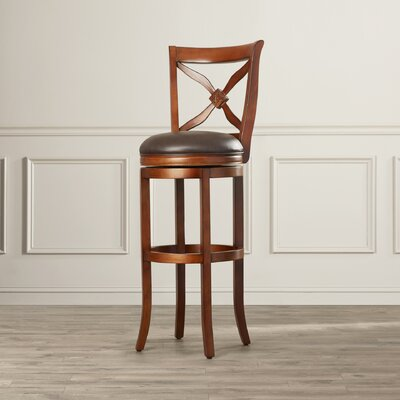 Brashears 34 Swivel Bar Stool