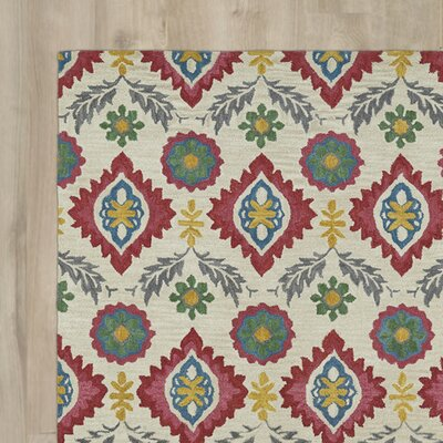 Tunstall Hand-Tufted Multi Area Rug