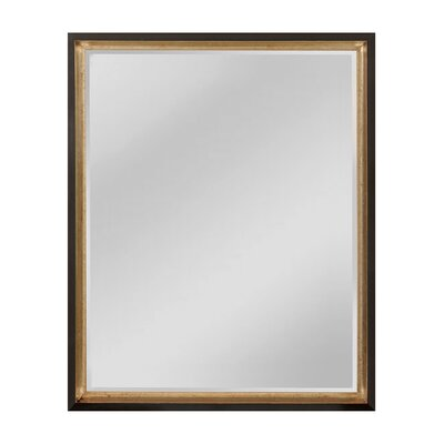 Adella Mirror Size: 31 H x 25 W x 2 D