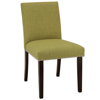 Rochester Parsons Chair Upholstery Marlow Parrot Dining Room Side Chair