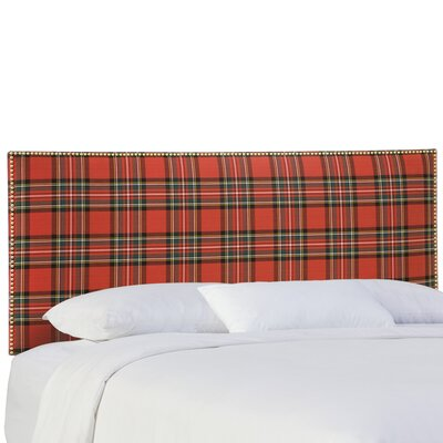 Spielman Upholstered Panel Headboard Size: Twin