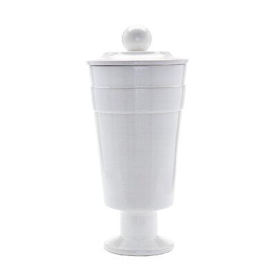 Table Vase Size: 23 H x 10 W x 10 D