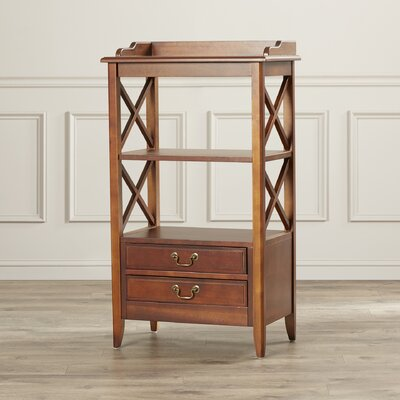 Clement 41 Etagere Bookcase