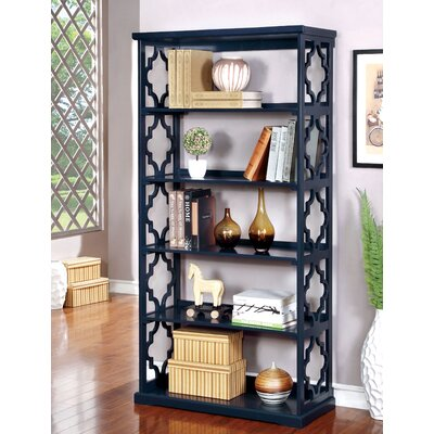 Lular 6-Tier 72 Etagere Bookcase