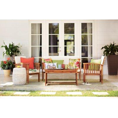 Riverport Corded Indoor/Outdoor Throw Pillow