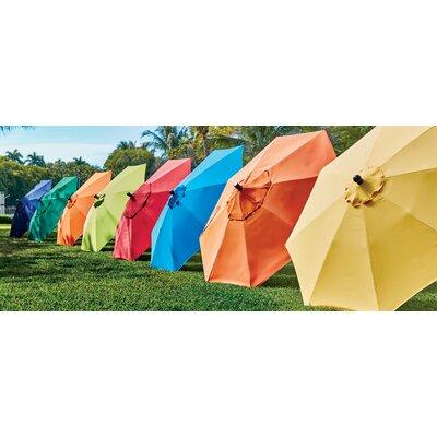 9 Iuka Market Umbrella
