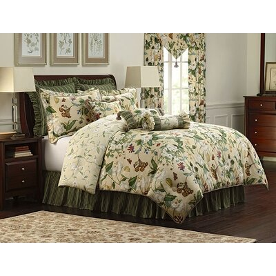 Christopher 4 Piece Comforter Set Size: Queen