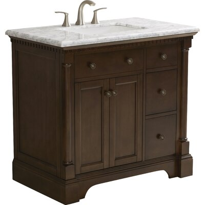 Hearst 37 Single Bathroom Vanity Set