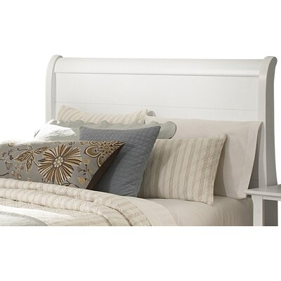 Marquardt Sleigh Headboard Size: Queen, Finish: Black