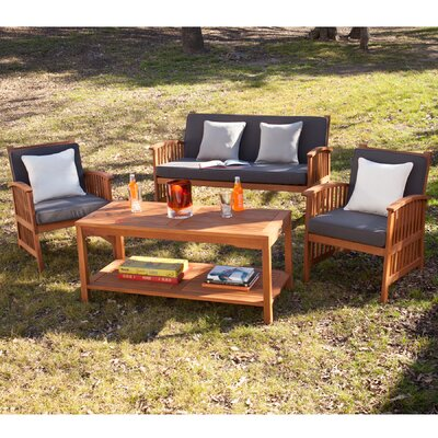 Grayville 4 Piece Deep Seating Group