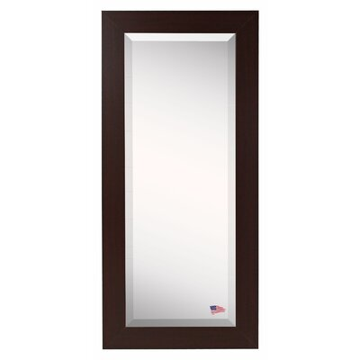 Dark Mahogany Full Body Mirror