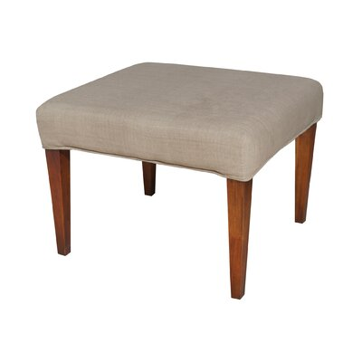 Preston Single Bench Cover Color: Light Brown