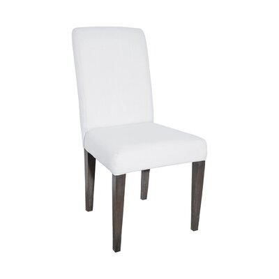 Preston Parson Chair Finish: Heritage Stain / White Wash