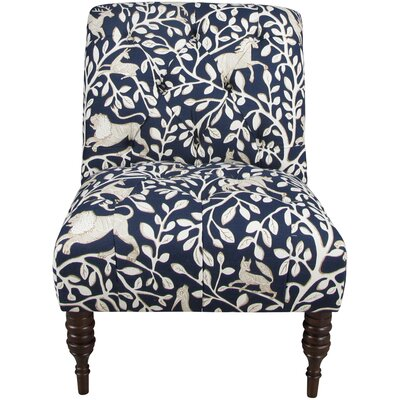 Alchemist Tufted Slipper Chair