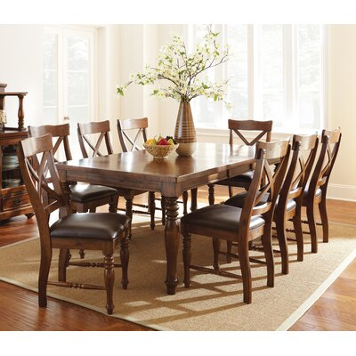 Weldon 9 Piece Dining Set