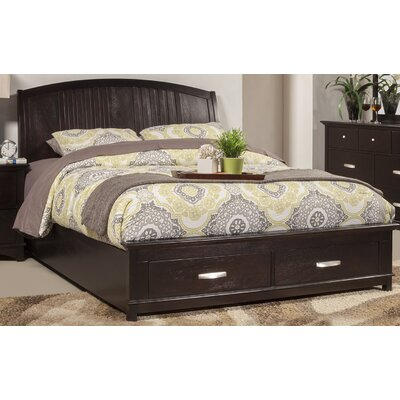 Madison Storage Platform Bed