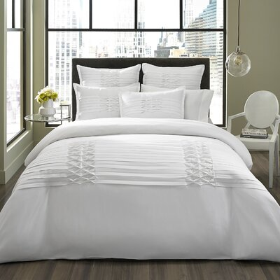 Duvet Set Size: King, Color: White