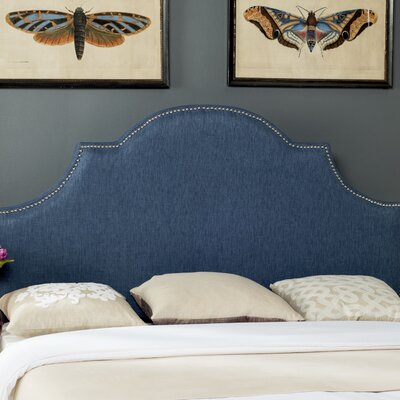 Brookshire King Upholstered Panel Headboard