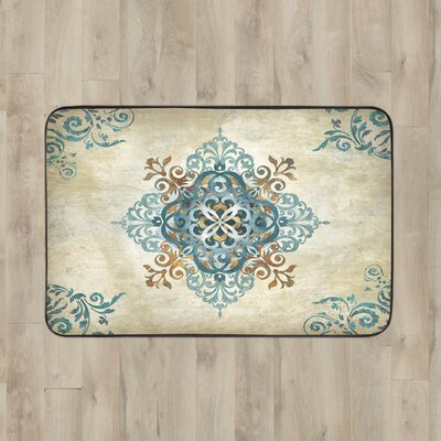 Larson Arabesque Kitchen Mat