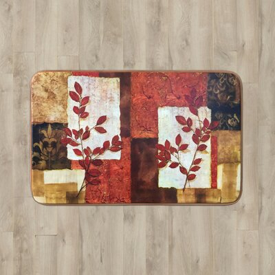 Larson Kitchen Mat Rug Size: Rectangle 16 x 26