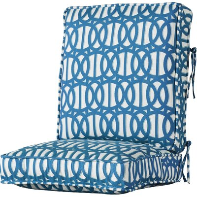Indoor/Outdoor Sunbrella Chair Cushion