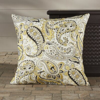 Abshire Indoor/Outdoor Floor Pillow