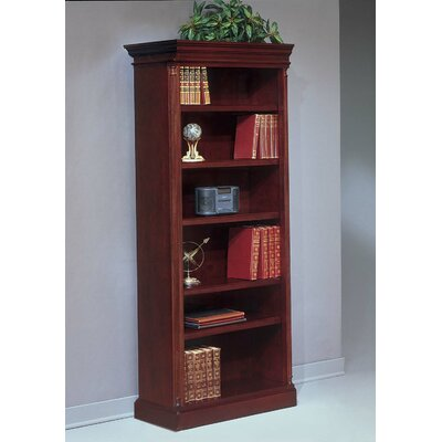 Prestbury Left Hand Facing 80 Standard Bookcase