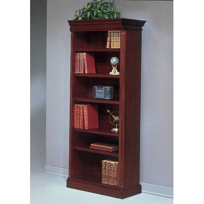Prestbury Right Hand Facing 80 Standard Bookcase