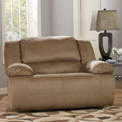 Jimenes Chaise Recliner Color: Mocha