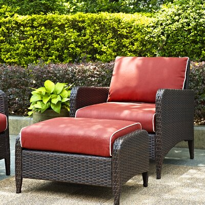 Boller 2 Piece Deep Seating Group with Cushion