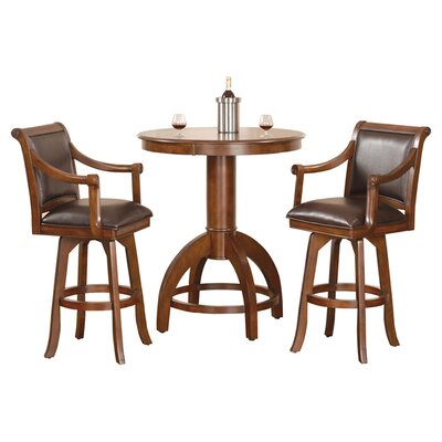 Shiloh 3 Piece Pub Table Set
