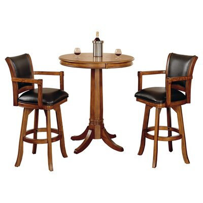 Coello 3 Piece Pub Table Set