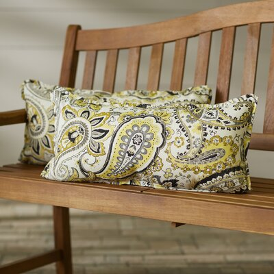 Agawam Outdoor Lumbar Pillow Size: 13 H x 20 W