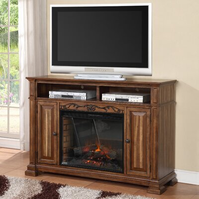 Legrand TV Stand with Electric Fireplace