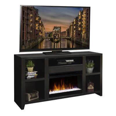 Garretson TV Stand with Electric Fireplace
