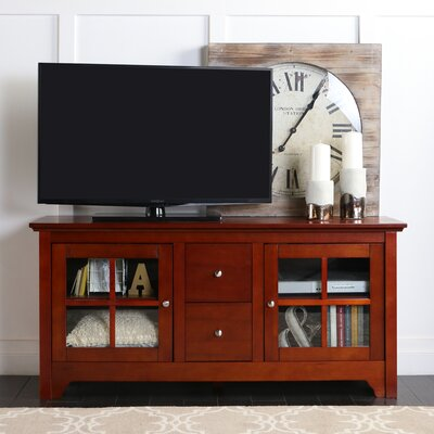 Poulson TV Stand Finish: Walnut Brown