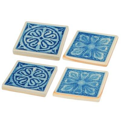 4 Piece Belen Coaster