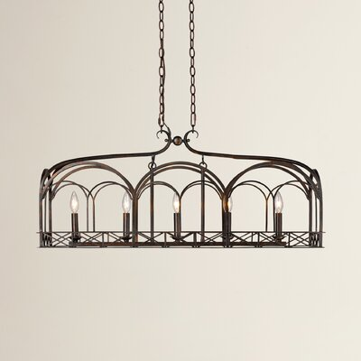 McDaniel 5-Light Kitchen Island Pendant