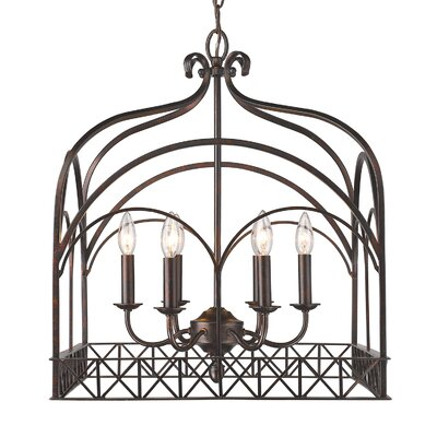 McDaniel 6-Light Foyer Pendant