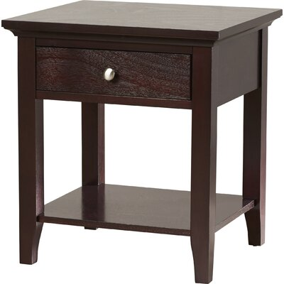 Quinones End Table