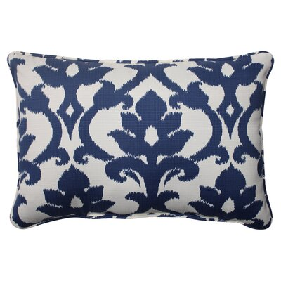 Edmond Corded Outdoor Lumbar Pillow Size: 11.5 H x 18.5 W x 5 D